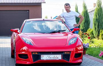 «Не удалось накопить на Ferrari, потому построил ее сам»
