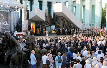 Польша отмечает 75-ю годовщину начала Варшавского восстания
