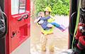 Сильные дожди вызвали наводнения в Великобритании