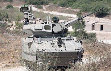 Израиль впервые показал прототипы боевой машины будущего «в железе»