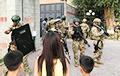 Былога прэзідэнта Кыргызстана Атамбаева затрымалі пасля штурму дома