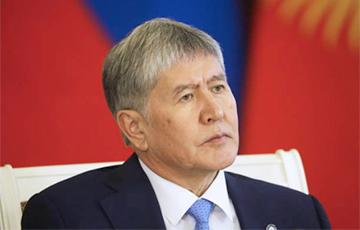Экс-президента Кыргызстана направили на психиатрическую экспертизу