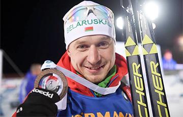 «Достал бардак»: Беларусь осталась без своего лучшего биатлониста