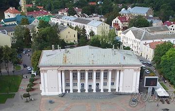 Литовский инвестор возродит в центре Гродно облик зданий XVI века