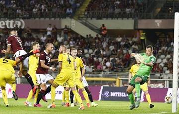 Лига Европы: «Шахтер» пропустил пять мячей от «Торино»