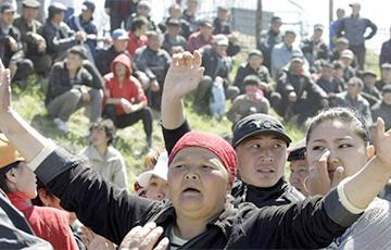 Ученые выяснили важнейшие составляющие протеста в Кыргызстане