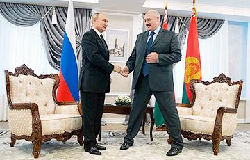 «Баста»: Лукашенко молчит о переговорах с Путиным, а в Петербурге происходят странные вещи
