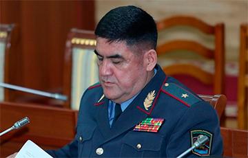 Уволен замглавы МВД Кыргызстана, который заставил сдаться Атамбаева
