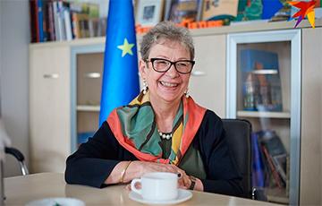 Андреа Викторин: Всегда радостно видеть, как белорусы открывают для себя свою историю, культуру, язык