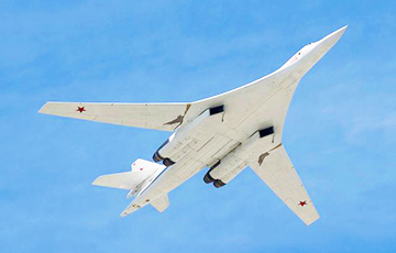 Россия направила к границам США ядерные бомбардировщики