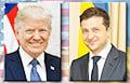 Уільям Тэйлар: Найбліжэйшым часам адбудзецца некалькі сустрэч Трампа і Зяленскага