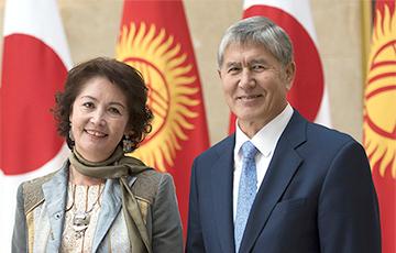 В Кыргызстане против жены Атамбаева завели уголовное дело