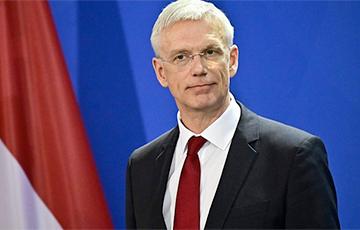 Премьер-министр Латвии опроверг информацию о готовности закупать электричество у Беларуси