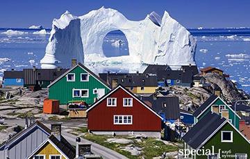Трамп назвал стратегическим вопрос покупки Гренландии