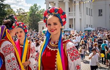 У Менску прайшоў Дзень украінскай культуры