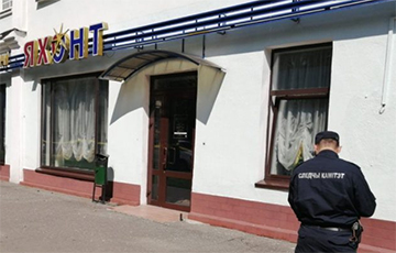 Ювелірную краму «Яхонт» у Менску абрабавалі ўжо чацвёртым разам