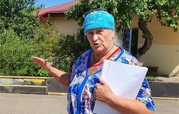 Пенсионерка из Жировичей отказалась от белорусского паспорта
