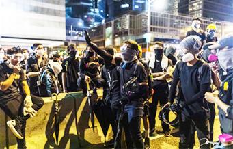 Протесты в Гонконге: на демонстрацию вышли 1,7 миллиона человек