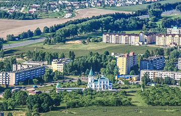 Жители Фаниполя обратились к Лукашенко, а к ним пришла милиция