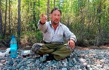 Выкраданне шамана, які ішоў выганяць Пуціна: Новыя падрабязнасці
