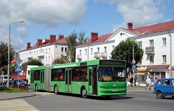 Оршанские власти не пускают белорусский язык в транспорт