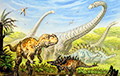В Японии найден почти полный скелет нового вида гадрозавра