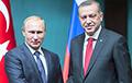 Эрдоган побеждает Путина в российских регионах