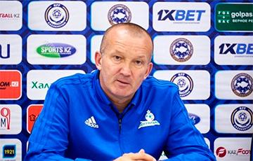 Экс-тренер «Шахтера»: Сложности были связаны с санкциями, футболисты просто не хотят ехать в Беларусь