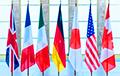 Украінскія дыпламаты - лідарам G7: Прымусьце агрэсара паважаць сусветны парадак