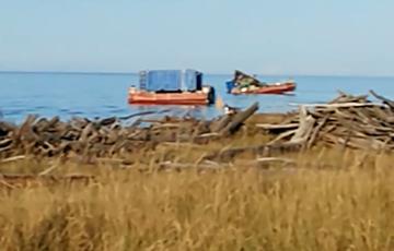 Ядерный взрыв под Северодвинском: опубликованы фото и видео последствий