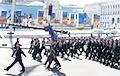 Впечатляющее видео: В Киеве прошел Марш защитников Украины