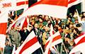 Як беларусы дамагліся незалежнасьці ў жніўні 1991-га: невядомае відэа