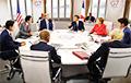 Стала вядомая агульная пазіцыя лідараў G7 у пытанні Расеі
