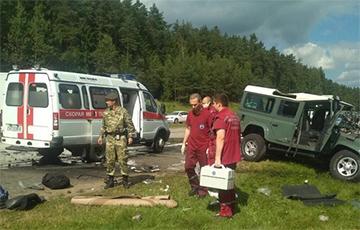 На трассе М3 произошла серьезная авария