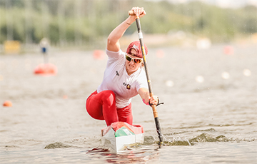 Белоруска Ольга Климова завоевала золото на ЧМ по гребле на байдарках и каноэ