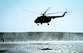 У Гішпаніі гелікаптэр сутыкнуўся з самалётам