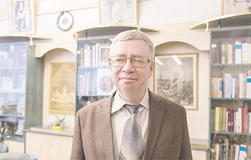 Ушел из жизни ученый и писатель Петр Васюченко