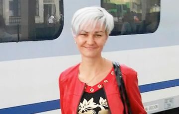 Кацярына Белая: Стрым з плошчы ў Берасці глядзіць да 30 тысяч чалавек