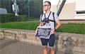 В Минске прошел пикет против «закона об отсрочке»
