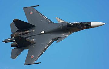 Российские самолеты залетели в запретную зону учений украинской армии