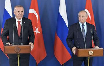 Эрдоган выдвинул Путину условия по Сирии