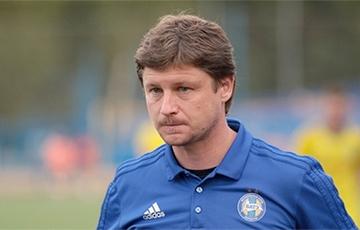 Казахстанский клуб объявил о расставании с белорусским тренером Алексеем Багой