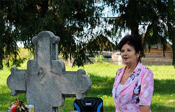 У Лёзненскiм раёне ўшанавалi памяць паўстанцаў Кастуся Каліноўскага