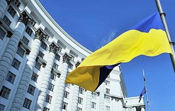 В Украине объявили режим чрезвычайной ситуации по всей стране