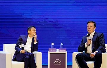 Илон Маск против Джека Ма: миллиардеры подискутировали о будущем