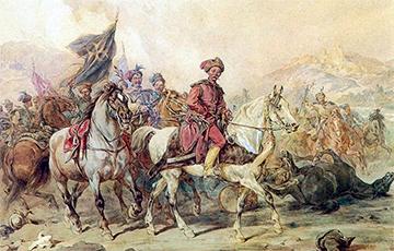 Самуэль Оскерко: как белорусский шляхтич организовал партизанское движение против московского царя