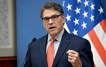 Министр энергетики США объявил об отставке