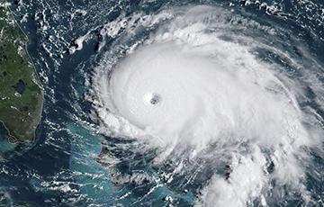 Ураган «Дориан» бушует у побережья США