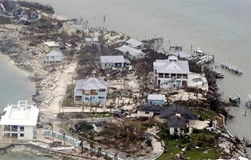 Что ураган «Дориан» натворил на Багамских островах
