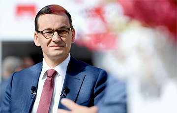 Polish Prime Minister: We Want Serious Sanctions Against Lukashenka